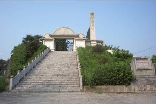 北伐汀泗桥战役遗址